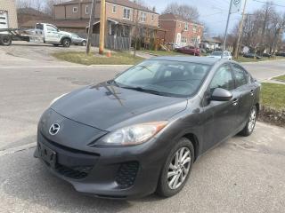 Used 2012 Mazda MAZDA3 i for sale in Toronto, ON