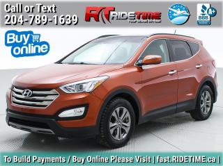Used 2015 Hyundai Santa Fe Sport Luxury for sale in Winnipeg, MB