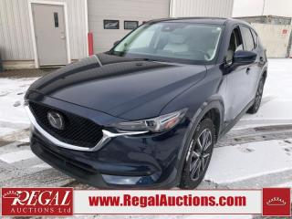 Used 2018 Mazda CX-5 GT 4D Utility AWD 2.5L for sale in Calgary, AB