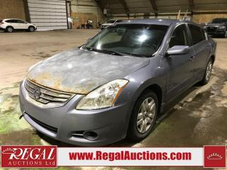 Used 2012 Nissan Altima S 4D Sedan 2.5 AT for sale in Calgary, AB