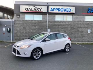Used 2012 Ford Focus SEL for sale in Courtenay, BC