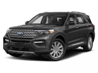 New 2021 Ford Explorer XLT 0.99% APR | 202A | ROOF | SPORT PKG for sale in Winnipeg, MB