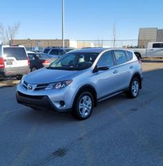 Used 2014 Toyota RAV4 LE | AWD | LOW KM | $0 DOWN - EVERYONE APPROVED! for sale in Calgary, AB