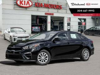 New 2021 Kia Forte LX *Rear Cam! Heated Seats! for sale in Winnipeg, MB