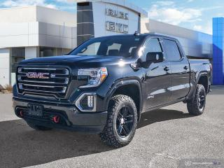 Used 2020 GMC Sierra 1500 AT4 Crew Cab | 4WD | 6.2L for sale in Winnipeg, MB