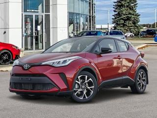 New 2021 Toyota C-HR XLE Premium NIGHTSHADE for sale in Winnipeg, MB