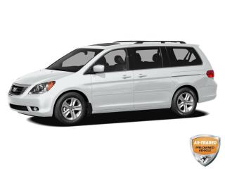 Used 2010 Honda Odyssey | POWER DRIVER SEAT | ENTERTAINMENT SYSTEM | for sale in Barrie, ON