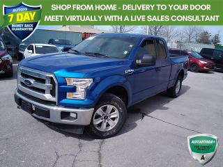 Used 2017 Ford F-150 XLT | ONE OWNER | SUPERCAB | FRONT FOG LIGHTS | for sale in Barrie, ON