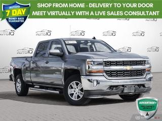 Used 2017 Chevrolet Silverado 1500 1LT | NO ACCIDENTS | EXTERIOR PARKING CAMERAS | for sale in Barrie, ON
