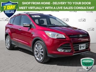Used 2015 Ford Escape | NO ACCIDENTS | HEATED SEATS | EXTERIOR PARKING CAMERA | AWD | for sale in Barrie, ON