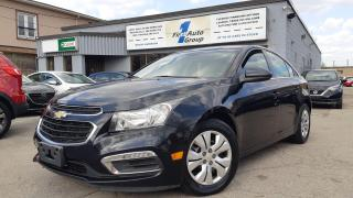 Used 2015 Chevrolet Cruze 1LT w/Backup Cam/Bluetooth for sale in Etobicoke, ON