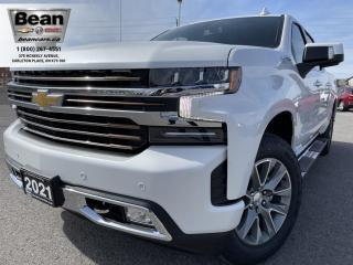 New 2021 Chevrolet Silverado 1500 High Country 5.3L V8 4X4 CREW CAB SHORT BOX SAFETY PACKAGE for sale in Carleton Place, ON