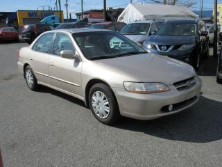 Used 2000 Honda Accord EX for sale in Vancouver, BC