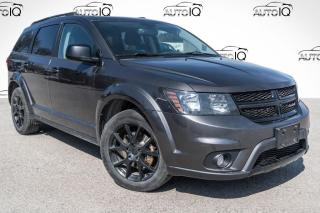 Used 2016 Dodge Journey SXT/Limited ONE OWNER!!! V6 POWERED!!! for sale in Barrie, ON