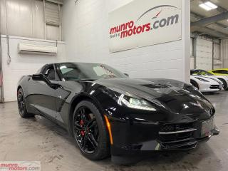 Used 2017 Chevrolet Corvette 2dr Stingray Cpe w-2LT NAV PDR HUD MEM NPP for sale in St. George, ON