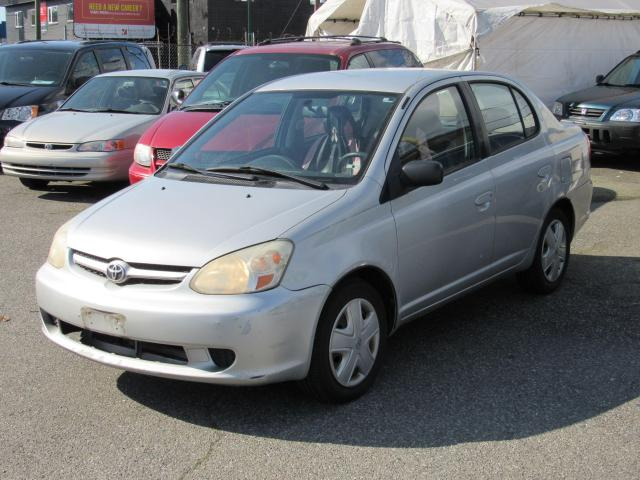 2003 Toyota Echo ECHO