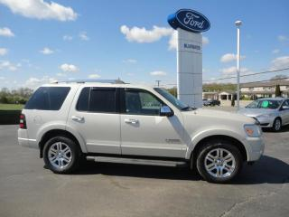 Used 2006 Ford Explorer LIMITED for sale in Forest, ON