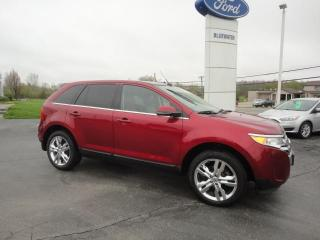 Used 2013 Ford Edge Limited for sale in Forest, ON