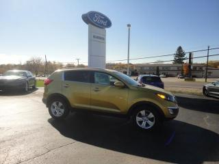 Used 2011 Kia Sportage for sale in Forest, ON