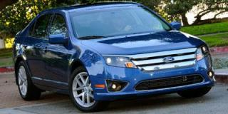 Used 2010 Ford Fusion SEL for sale in Forest, ON