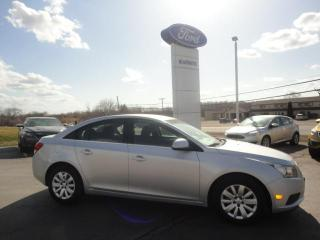 Used 2011 Chevrolet Cruze LT Turbo for sale in Forest, ON