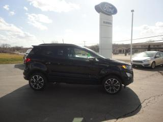 Used 2019 Ford EcoSport SES for sale in Forest, ON