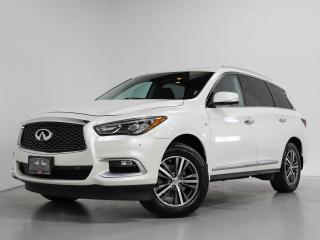 Used 2016 Infiniti QX60 I 7-PASS I NAVI I CAM I SUNROOF I BOSE for sale in Vaughan, ON