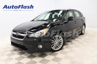Used 2012 Subaru Impreza LIMITED SPORT AWD *CUIR/LEATHER *TOIT-OUVRANT for sale in Saint-Hubert, QC