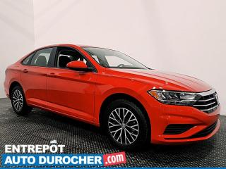 Used 2020 Volkswagen Jetta Comfortline - AUTOMATIQUE - CLIMATISEUR for sale in Laval, QC