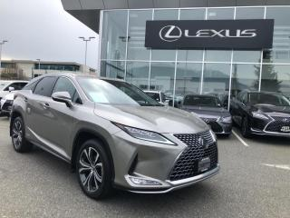 Used 2020 Lexus RX 450h / Luxury PKG, NO Accidents, LOW KM, ONE Owner for sale in North Vancouver, BC