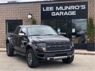 Used 2013 Ford F-150 4WD SuperCrew 145  SVT Raptor for sale in Paris, ON