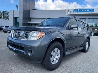 Used 2005 Nissan Pathfinder SE for sale in Surrey, BC