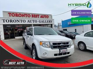 Used 2008 Ford Escape |SOLD|SOLD|SOLD|FWD 4dr I4 Hybrid ONE OWNER! for sale in Toronto, ON