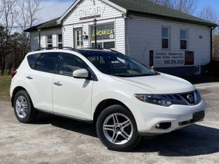 Used 2012 Nissan Murano No-Accident AWD SL Leather Pano Backup Cam Bluetooth BOSE for sale in Sutton, ON