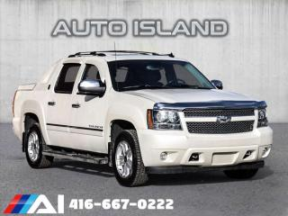 Used 2013 Chevrolet Avalanche LTZ**4X4**LEATHER**NAVIGATION for sale in North York, ON
