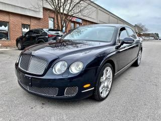 Used 2011 Bentley Continental Flying Spur (CFS) 4dr Sdn for sale in North York, ON