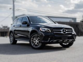 Used 2017 Mercedes-Benz GL-Class GLC300 |AMG | NAV| PANOROOF | LOW KM |CLEAN CARFAX for sale in North York, ON
