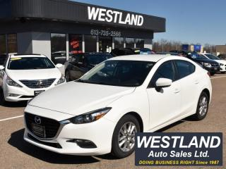 Used 2017 Mazda MAZDA3 GS for sale in Pembroke, ON
