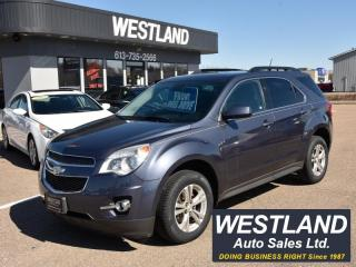 Used 2013 Chevrolet Equinox LT for sale in Pembroke, ON