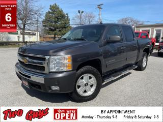 Used 2010 Chevrolet Silverado 1500 LT Z71 | Crew | 5.3L 4WD | Sunroof | ***ENGINE REP for sale in St Catharines, ON
