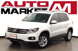 Used 2015 Volkswagen Tiguan Certified!Sunroof!WeApproveAllCredit! for sale in Guelph, ON