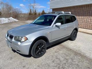 Used 2006 BMW X3 3.0i | xDrive | -AS-IS- for sale in Barrie, ON