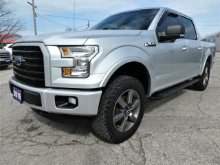 Used 2016 Ford F-150 XLT 5.0 | Back Up Cam | Cruise Control | Trailer Assist for sale in Essex, ON