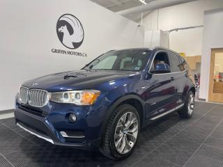 Used 2017 BMW X3 xDrive28i CLEAN CARFAX / NEW BRAKES / SERVICE RECORDS for sale in Halifax, NS
