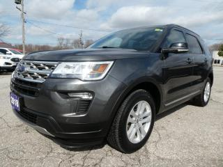 Used 2018 Ford Explorer XLT | Remote Start | Heated Seats | Back Up Cam for sale in Essex, ON