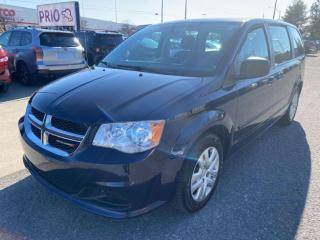 Used 2014 Dodge Grand Caravan SE for sale in Ottawa, ON