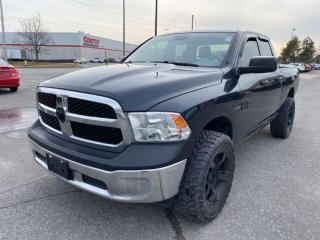 Used 2014 RAM 1500 Tradesman Quad Cab 4WD for sale in Ottawa, ON