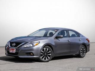 Used 2018 Nissan Altima 2.5 SV for sale in Ottawa, ON