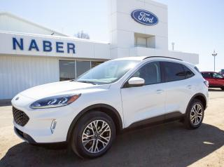 New 2021 Ford Escape SEL for sale in Shellbrook, SK