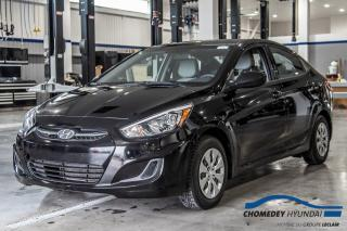 Used 2016 Hyundai Accent GL for sale in Laval, QC
